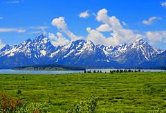 Grand Tetons (raghnallg (180,000+ views). Thanks!) Tags: landscape grandtetons tetons pseudohdr ringexcellence