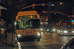 MTS Bus (So Cal Metro) Tags: bus sandiego metro transit 1500 mts hillcrest sandiegotransit newflyer c40lf rt120 bus1502