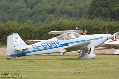 G-GDRV VAN'S RV-6 21367  - 110828 - Little Gransden - Alan Gray - IMG_0671