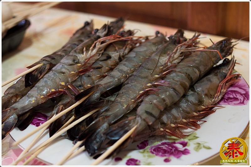 海鮮市集烤肉福箱 (4)