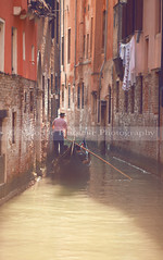 """Music is the melody whose text is the beauty of the world."" (** Nico **) Tags: venice italy sun color water beauty buildings melody gondola gondolier gettyimages nicodepasquale"