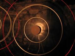 Rotating Speakers (miketransreal) Tags: music museum edinburgh experimental august fringe electronic vaults hillstreet 2011 ethometric