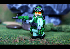 Wilderness Trooper (Geoshift) Tags: lego military specialforces socom moc callofduty customlego brickarms modernwarfare legomilitary legocustom tinytactical