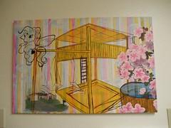 Swings (WonderlandAlli) Tags: childhood azaleas swings treehouse mylittlepony