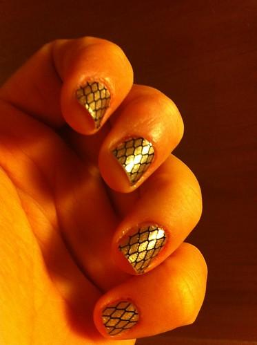 My manicure!