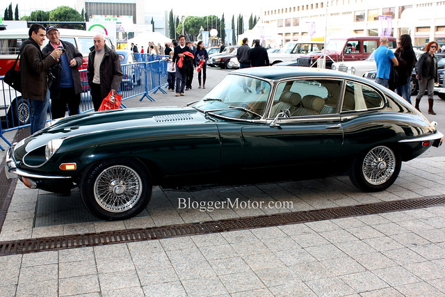 Jaguar E Type III
