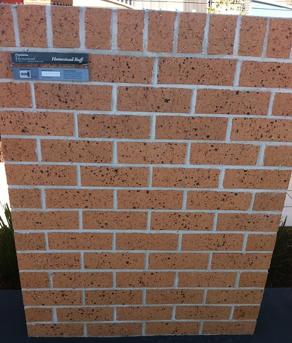 Austral Homestead Brick Range - Colour Buff
