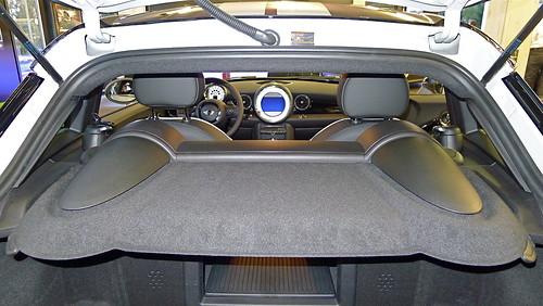 MINI Cooper S Coupé (R58) - White Silver