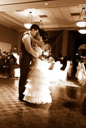 P + J first dance