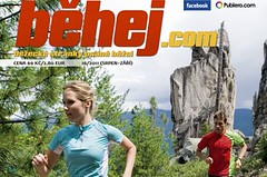 Běhej v nabídce registračního stánku Ústeckého půlmaratonu