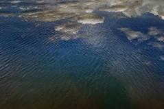 Puddles (Multiple Exposure) 62 (pni) Tags: sky cloud nature water suomi finland helsinki ripple multipleexposure helsingfors tripleexposure multiexposure skrubu pni pekkanikrus unulation