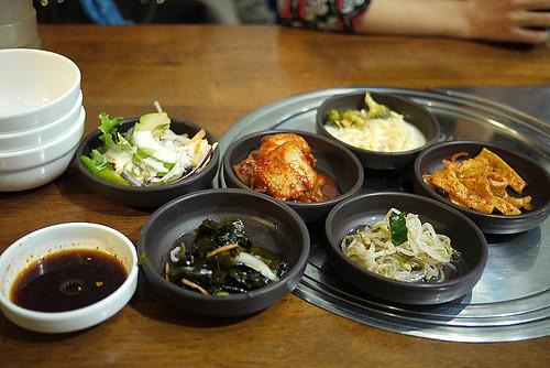 Restaurant: Won Jo Korean BBQ (Strathfield, NSW)