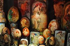 Praga - República Tcheca (Airton Morassi) Tags: europa europe republic czech prague egg praha matrioska faberge