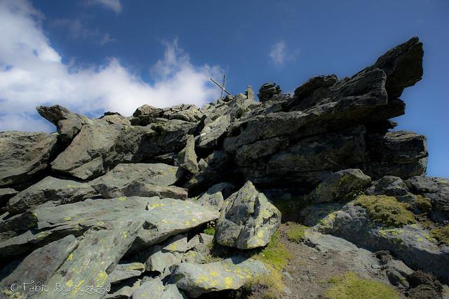 La Vetta, 3207 m s.l.m.