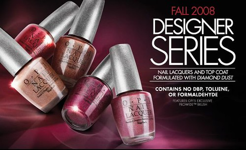 OPI Designer Series Mini Set