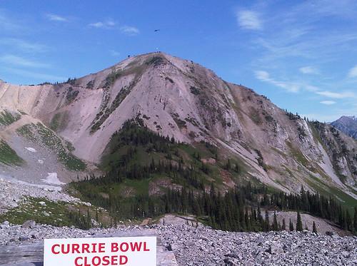 Fernie: new Polar Peak lift