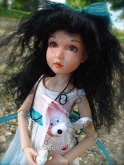 Dark Alice by Joe McPhale - LE of 50 (vickilb49323) Tags: doll joe bjd resin thetoyshoppe mcphale
