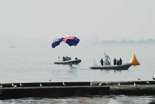 Water Landings