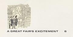 "New York World's Fair 1964/1965 - ""Official Souvenir Book"" (Unkee E.) Tags: modern illustration vintage graphicdesign 60s expo cartoon books retro 64 doodles stark 74 65 1964 1965 newyorkworldsfair officialsouvenirbook"