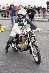 Forming up (John & Matt's) Tags: man classic bike engine bikes racing motors prix motorcycle motor tt sprint isle manx motorsport ramsey 500cc 400cc 2011 250cc 350cc