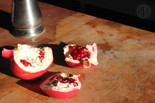 pomegranite seeds