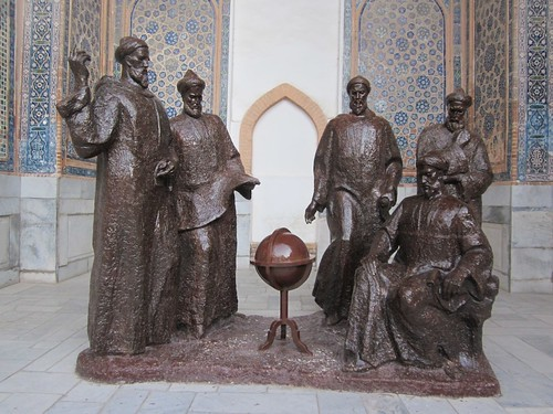 Ulugh Beg scientists