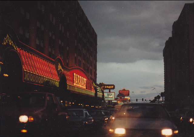 Early 1990s Las Vegas
