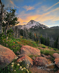 Cloud Cap (Gary Randall) Tags: oregon forestfire mounthood cooperspur cloudcap colorphotoaward garyrandall dollarlakefire dsc87862