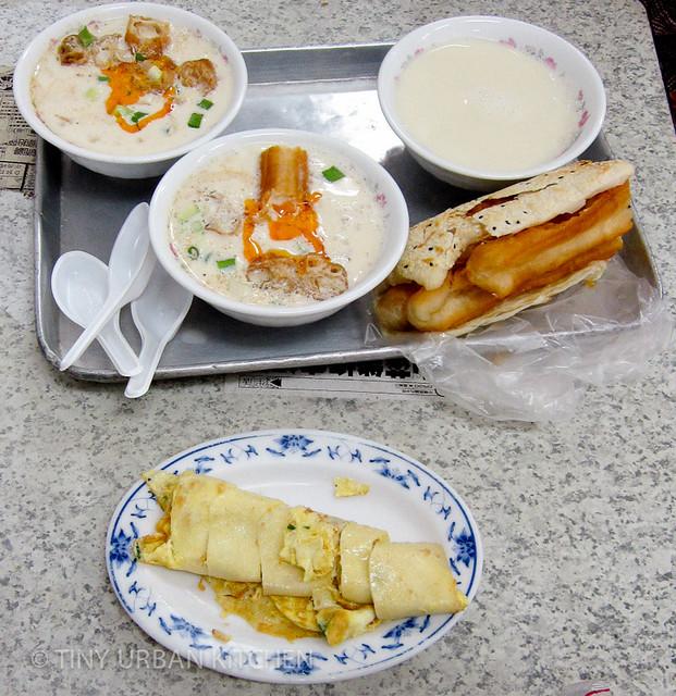 Yong He Soy Milk
