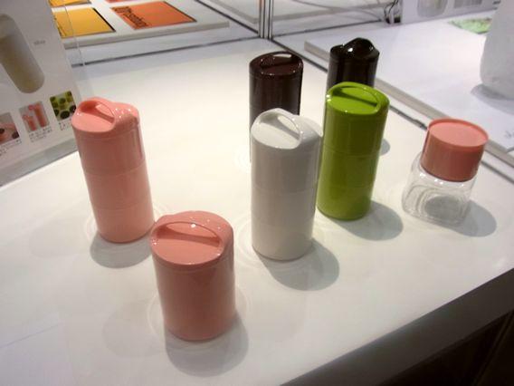 汁物がこぼれない『タワーランチボックス ZEN』~グッドデザインエキスポ2011