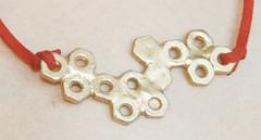 Honeycomb Necklace 1 copy