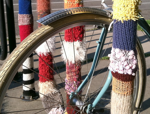 Wheel and yarn