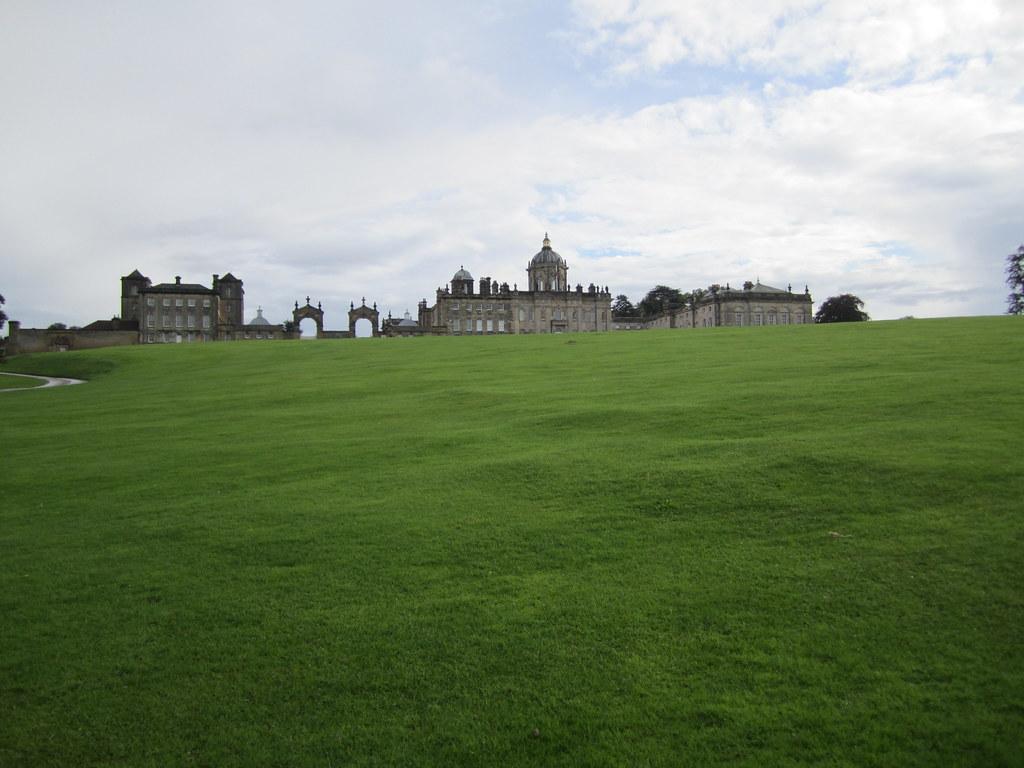 Slightly Peckish: Castle Howard 1