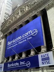 Bankrate NYSE listing 2011 Shankbone