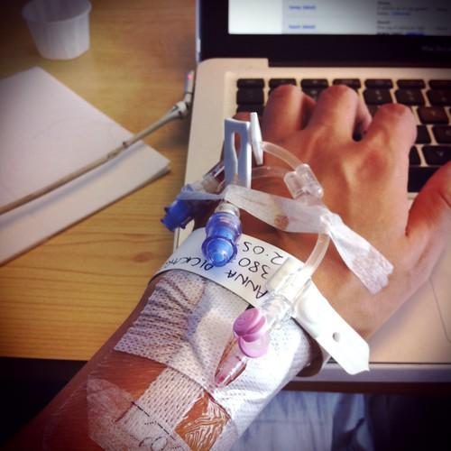 Bionic hand.
