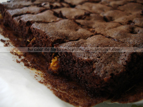 Wicked easy brownies