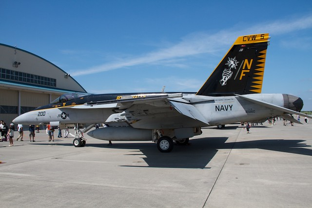 VFA-27 Royal Maces CAG