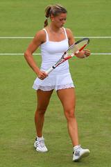 The 125th Championships Wimbledon 2011 - Camila Giorgi (Ita) (Andy2982) Tags: tennis ita wimbledon firstround bul court19 allenglandlawntennisclub tsvetanapironkova camilagiorgi the125thchampionshipswimbledon2011