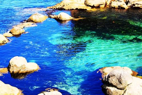 Aqua colors by Pictures Speak!