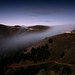 Nightfall at the Marin Headlands