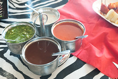 Sauces @ Safari Grill