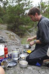 Paddling 2011 (Anders Sellin) Tags: sweden stockholm balticsea sverige paddling archipelago kajak stersjn skrgrd matlagning paddla lngskr