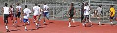 D_55608P (RobHelfman) Tags: sports basketball losangeles highschool practice conditioning crenshaw