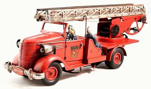 Vé-bé pompiers de Paris