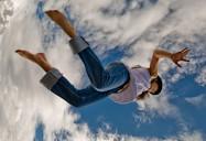 free fall agathe.
