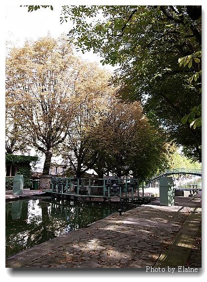 聖馬丁運河7