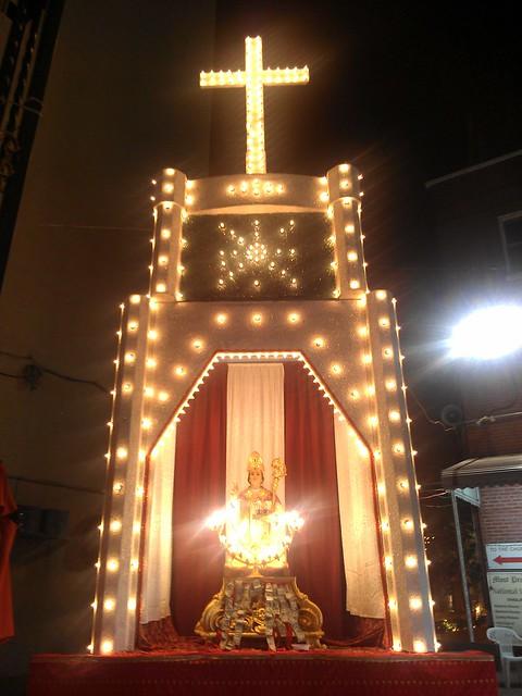 Shrine at San Gennaro