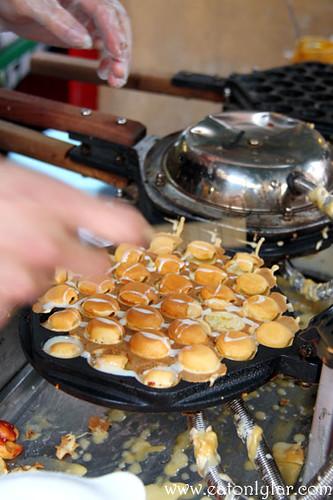 Hong Kong Special Waffle