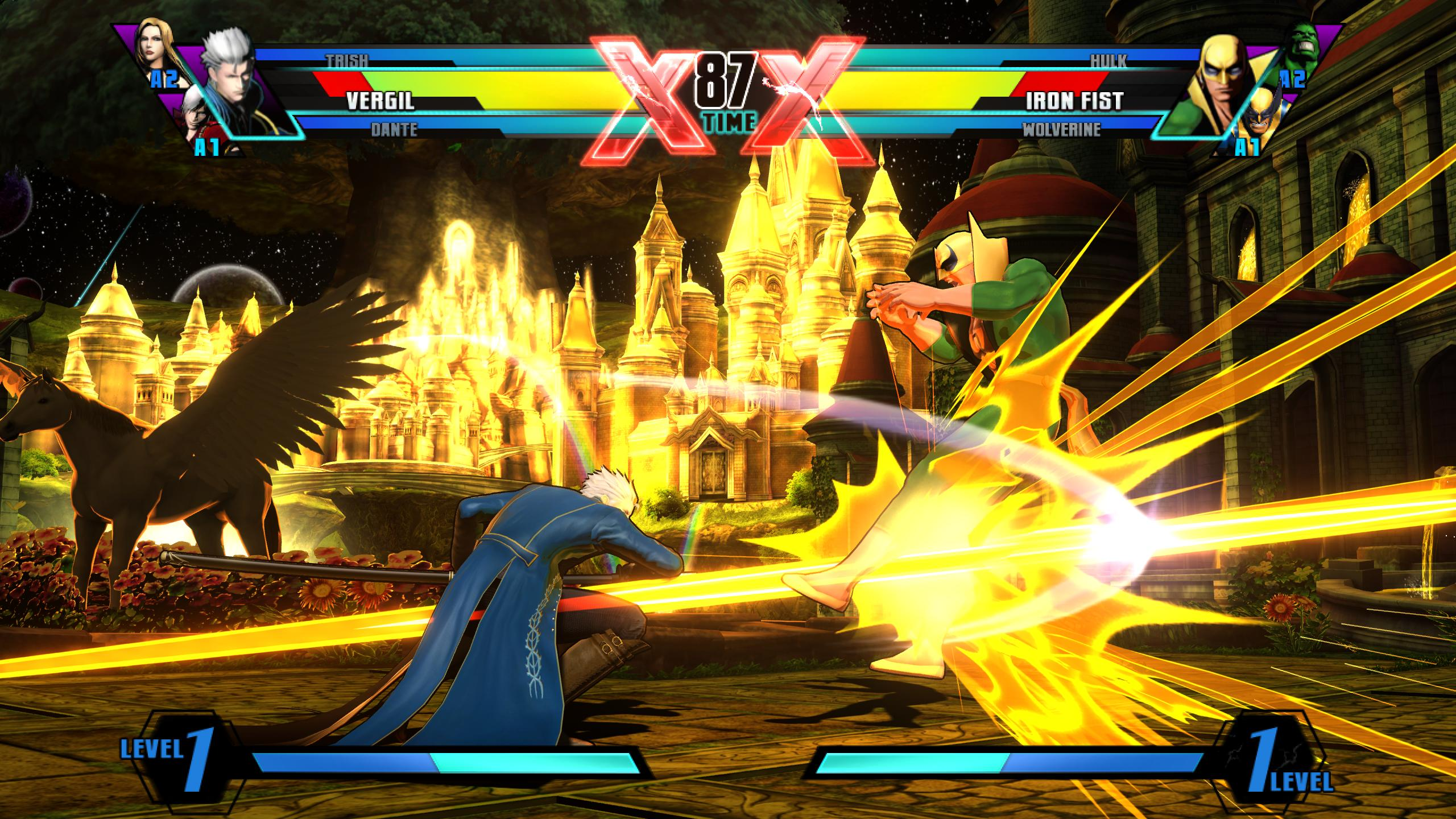 Vergil dans Ultimate Marvel vs. Capcom 3 6151123782_419df16c1a_o