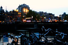 View from Amsterdam Centraal Station (Hopeisland) Tags: